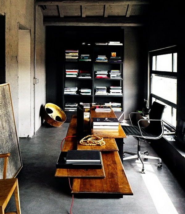 bureau-moderne-espace-moderne-de-travail