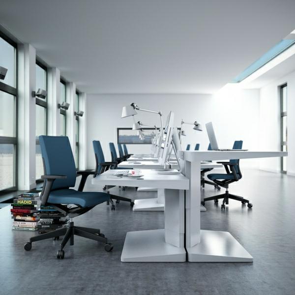 bureau-moderne-espaces-élégants-contemporains