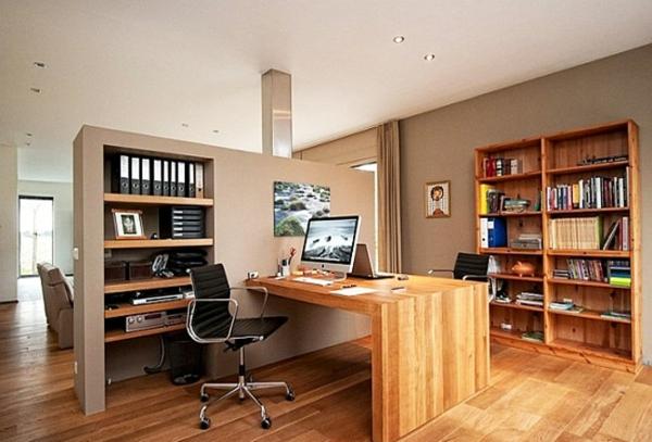 Bureau moderne la maison id es cr atives for Meuble bureau moderne