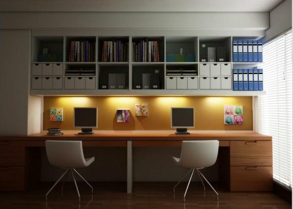 bureau-moderne-idées-simples-et-créatives