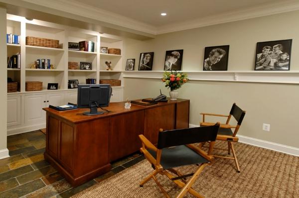 ✿ Bureau moderne à la maison – idées créatives