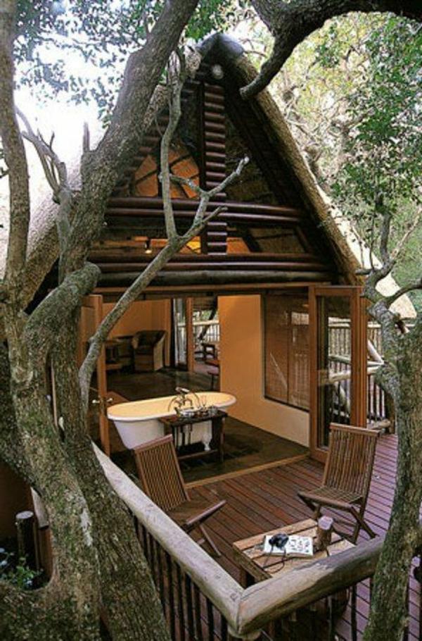 cabanes-dans-les-arbres-en-Afrique-du-Sud