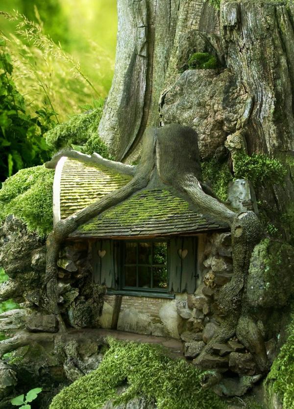 Les cabanes dans les arbres architecture fantastique au for Architecture et nature