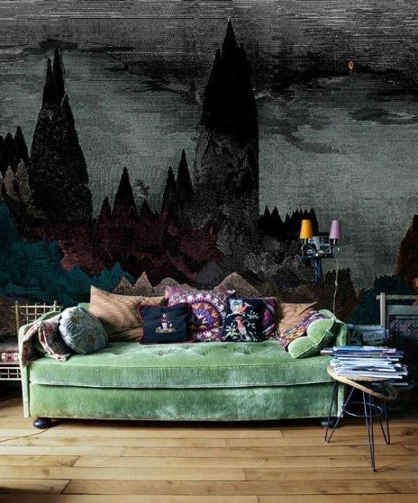 canapé-gothique
