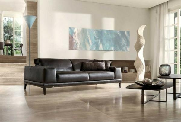 canapé-natuzzi-un-sofa-en-cuir-noir
