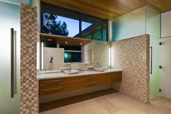 carrelage-mosaique-décoration-de-salle-de-bains