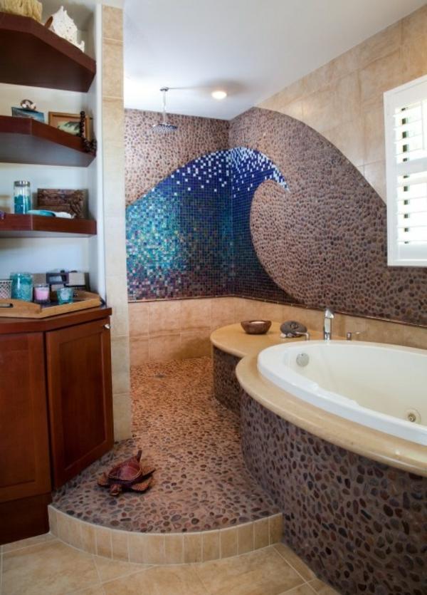 carrelage-mosaique-salle-de-bains-originale