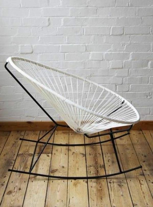 chaise-à-bascule-confortable