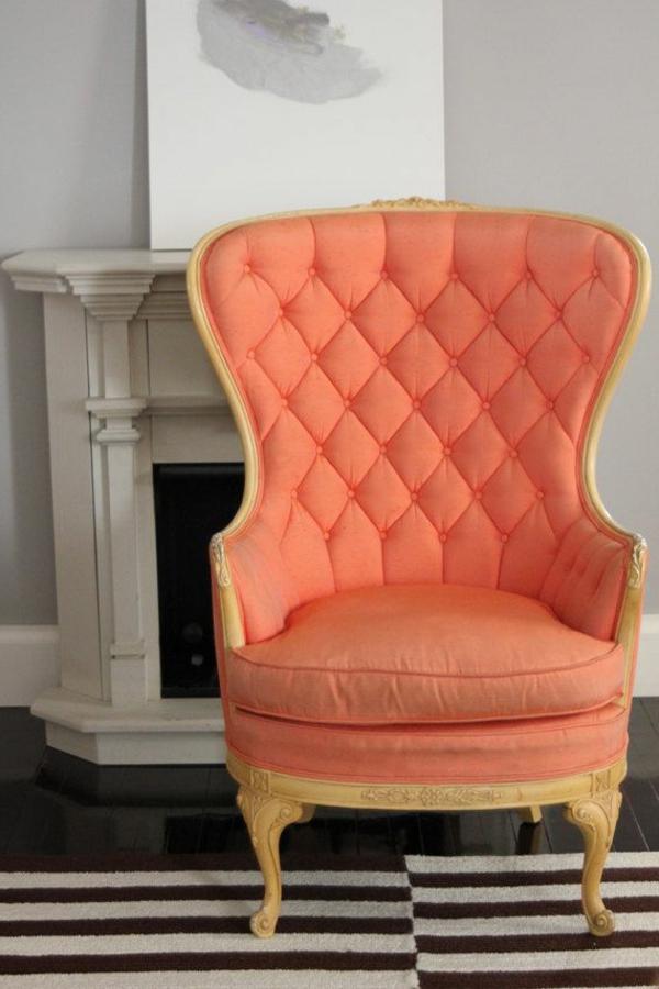 chaise-baroque-en-rose