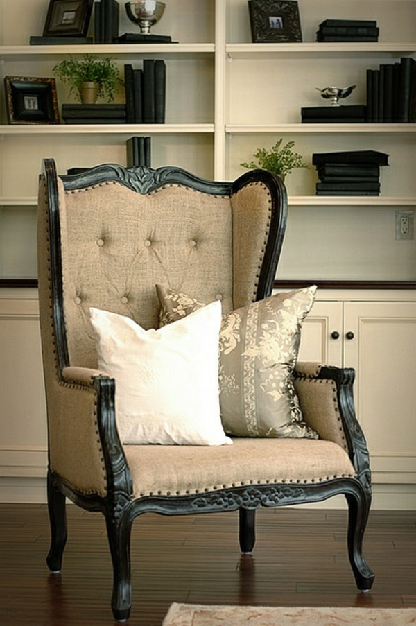 chaise-baroque-salle-de-sejour