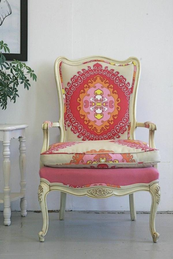 chaise-en-rose-baroque