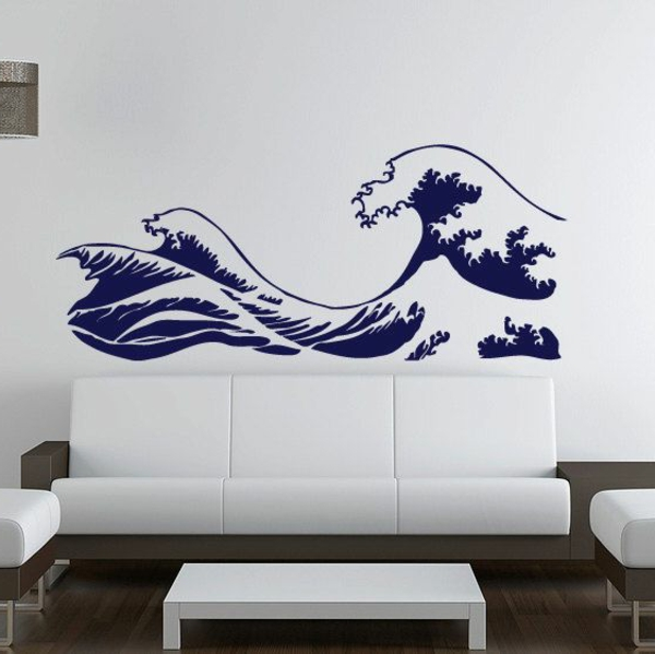 chambre-Hokusai-sticker-de-mur-la-mer-jolie-art-de-mur]
