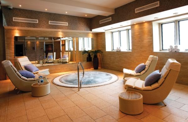 Chambre d 39 h tel avec jaccuzi int rieurs inspirants et - Hotel jacuzzi dans la chambre normandie ...