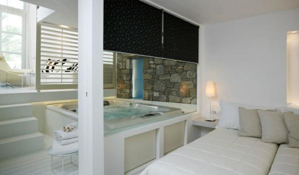 chambre-d'hôtel-avec-jacuzzi-chambres-luxueuses