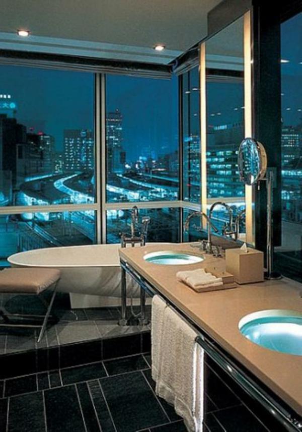 chambre-d'hôtel-avec-jacuzzi-quatre-saisons-à-Tokyo