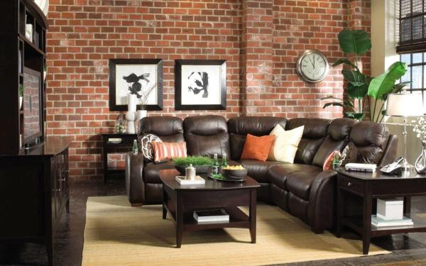 chambre-minimaliste-style-NY-sofa-soussins-mur-pierre-plante-verte-palmier
