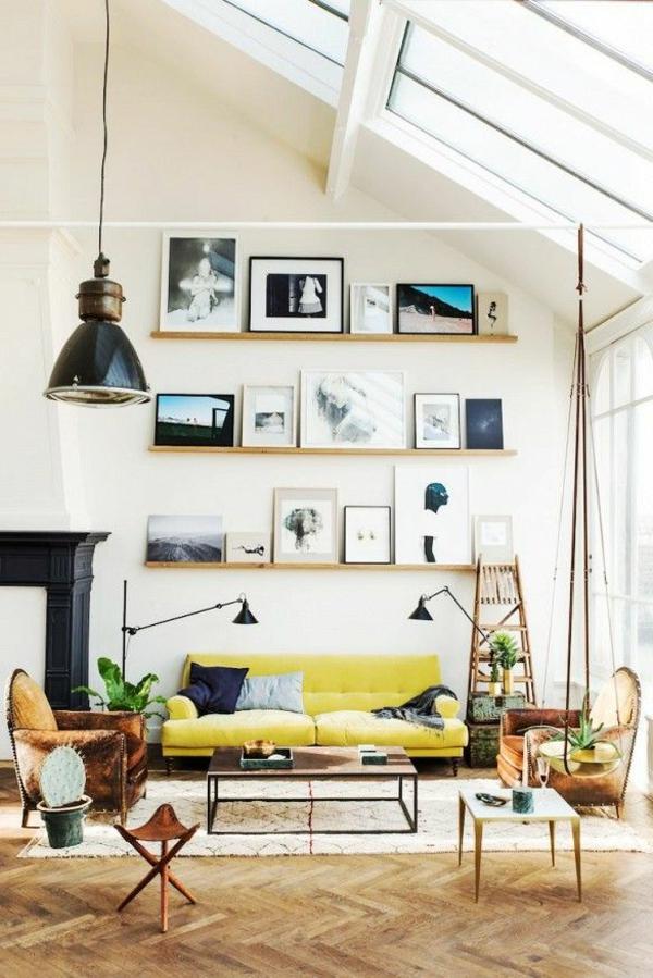 chambre-séjour-jolie-bien-aménagée-photos-echelle