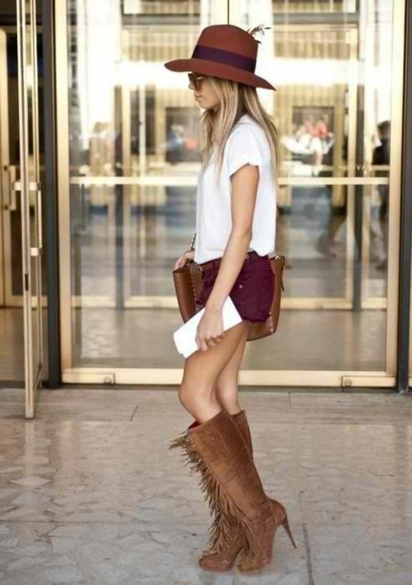 chapeau-en-feutre-brun