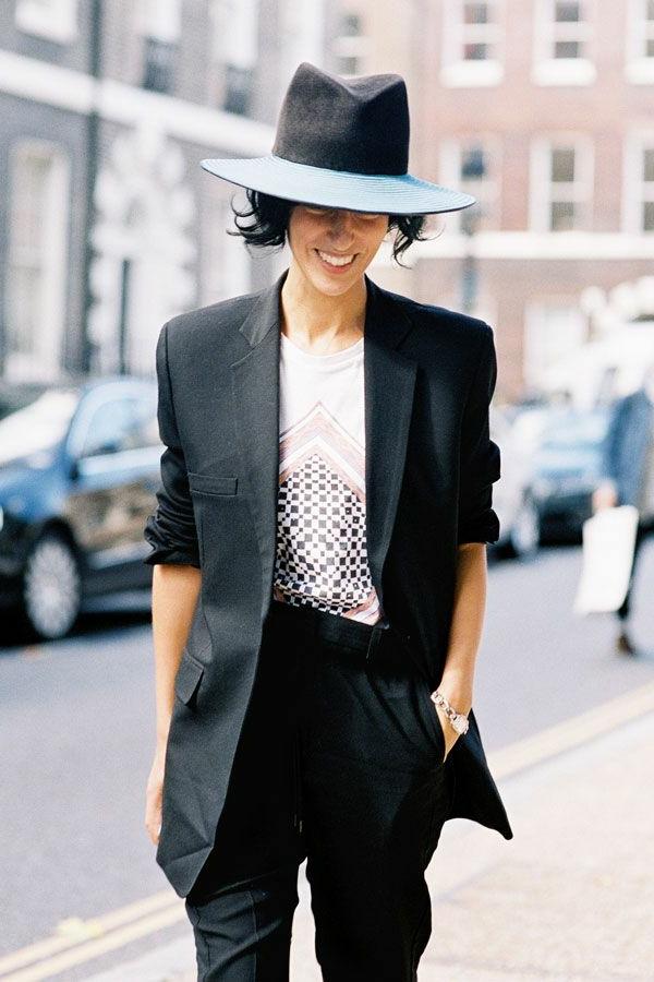chapeau-en-feutre-noir-classique