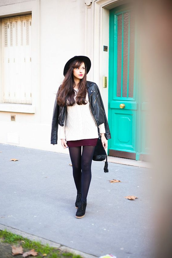 chapeau-en-feutre-noir-femme