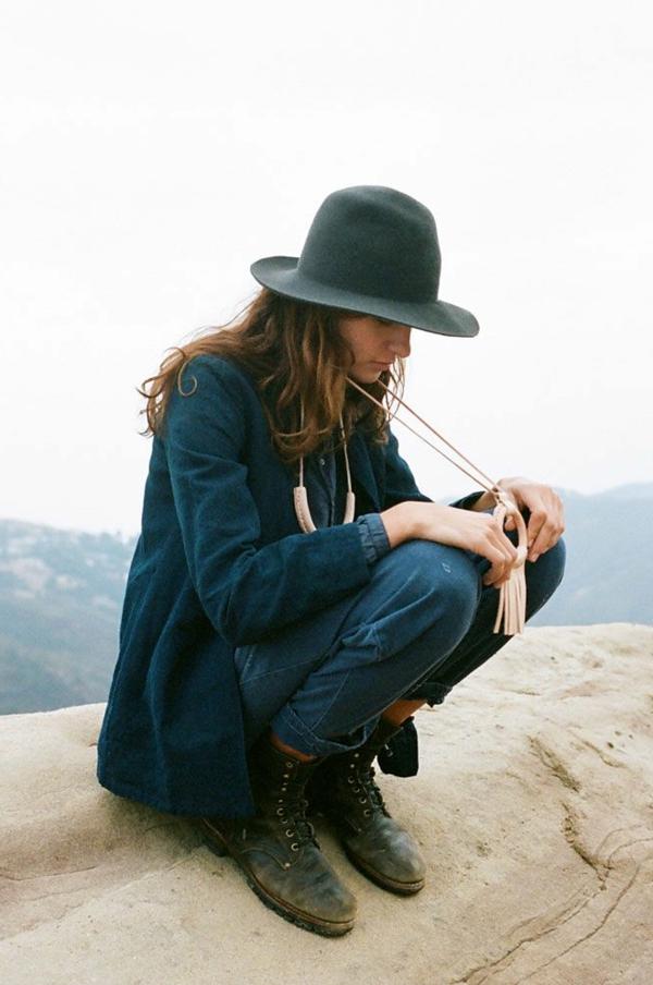 chapeau-feutre-femme-moderne