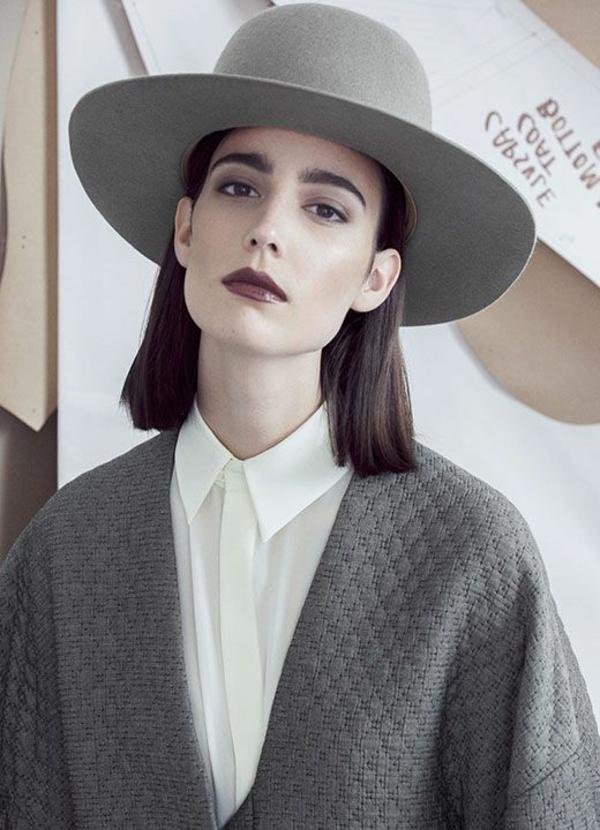 chapeau-feutre-gris-femme