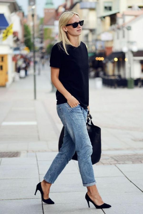 chaussures-à-talon-noir-modernes