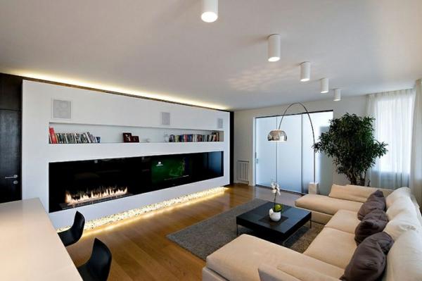 cheminée-bio-éthanol-déco-spectaculaire-pour-l'appartement