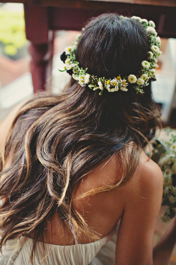 65 couronne de fleurs pour votre coiffure parfaite. Black Bedroom Furniture Sets. Home Design Ideas