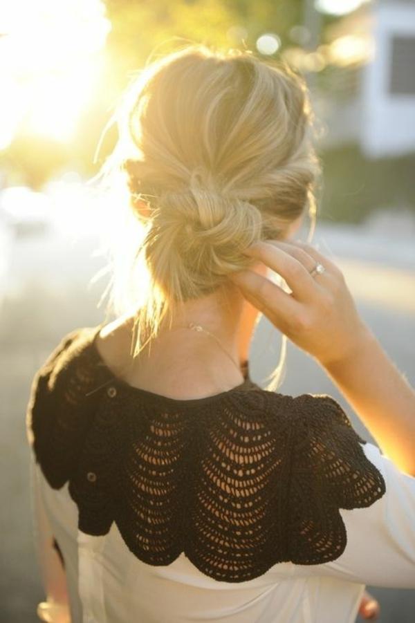 cheveux-ressemblés-blonde