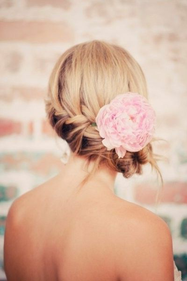 side bun hair style le chignon romantique en 60 photos 6521
