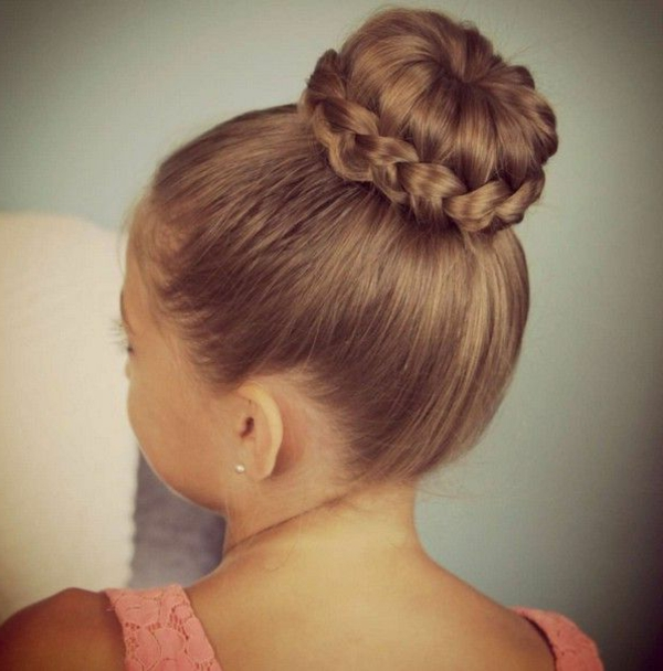le chignon romantique en 60 photos