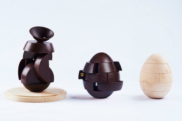 chocolat-casse-tete-Chocolats-de-Pâques-œufs-de-Paques