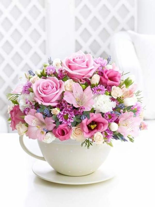 composition-des-fleurs-jolie-bouquet-idée-créative