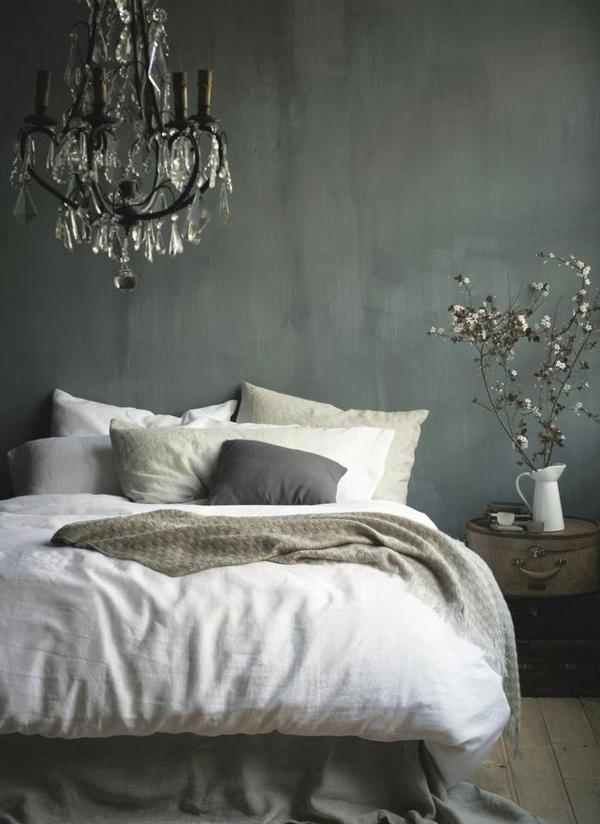 contemporaine-inspiration-chambre-à-coucher-coussins-couvre-lit