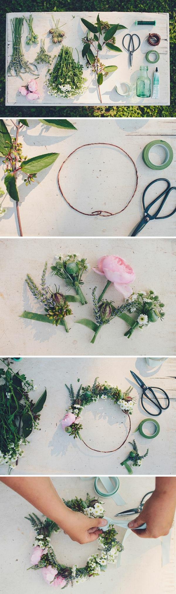 couronne-fleurs-