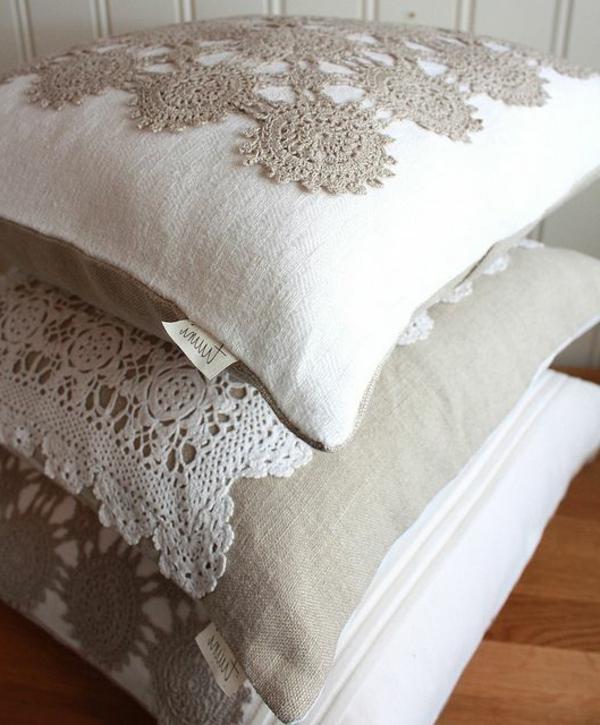 couverture-pour-coussin-tricoté