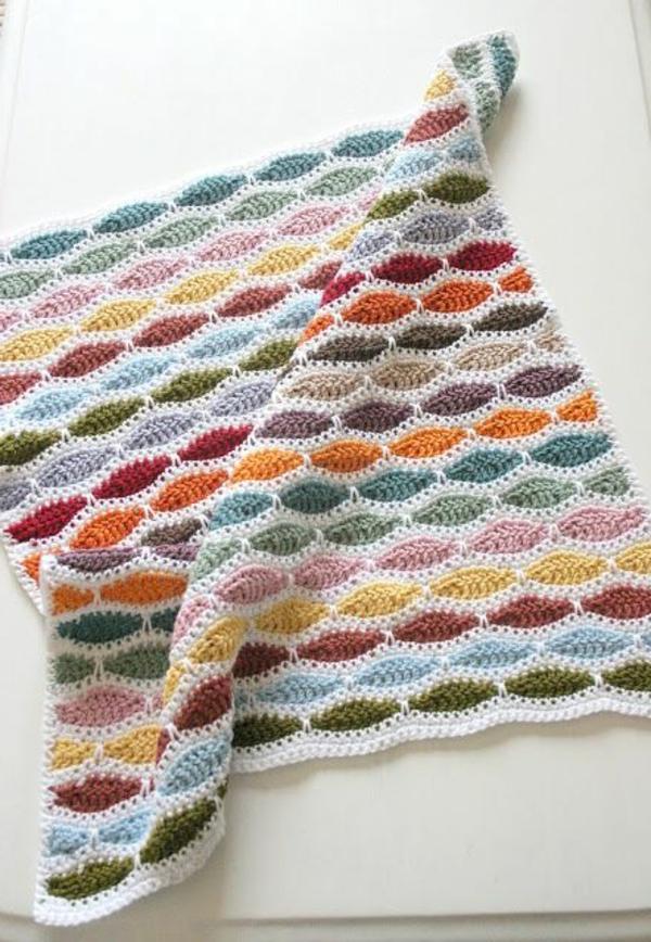 couverture-tricoté-