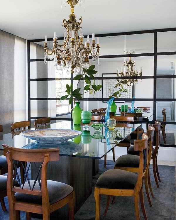 cuisine-intérieur-contemporain-lustre-baroque-séjour-manger
