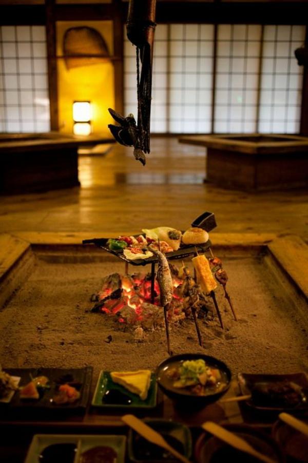 Cuisine moderne japonaise pr l vement d for Cuisine japonaise