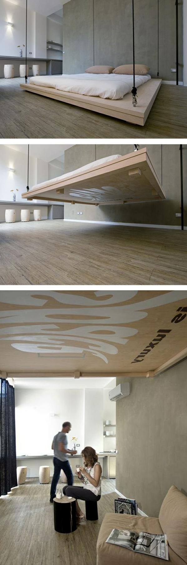 déco-chambre-lit-suspendu-Comment-gaigner-plus-de-espace-idée-créative-resized