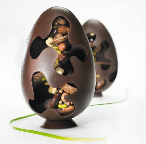 déco-chocolat-Belgique-Paques-célébrer-la-fête-avec-chocolat