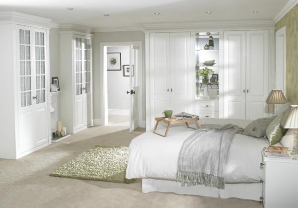 décorer-sa-chambre-déco-décorer-sa-chambre-lit-blanche-gris