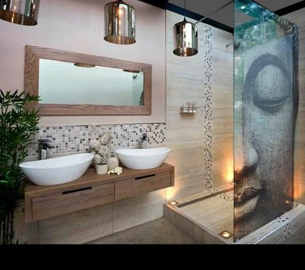 Salle De Bain Inspiration Asiatique : déco-salle-de-bain-zen-relaxante-eau-bouda-resized