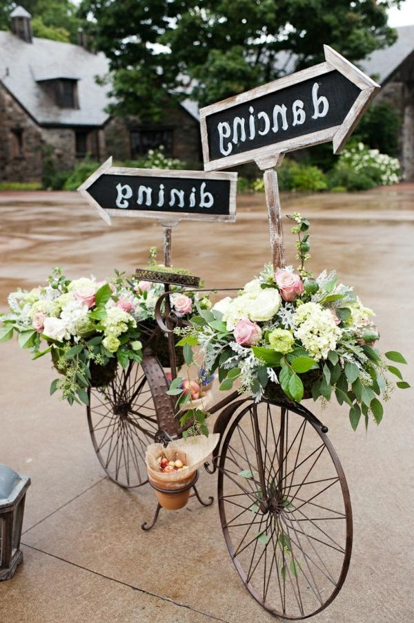 décoration-avec-fleur-vélo