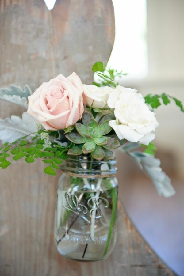 décoration-florale-avec-rose