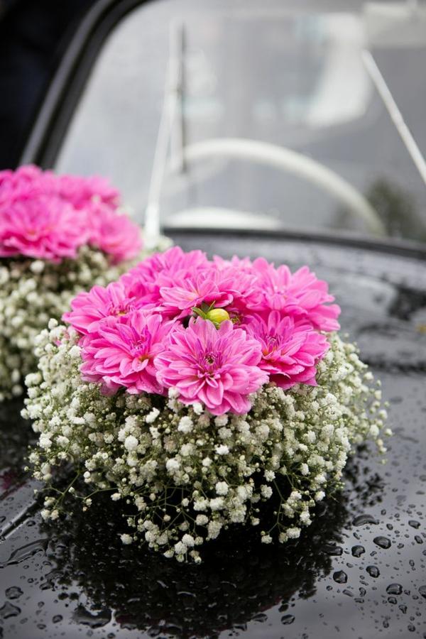 décoration-florale-voiture
