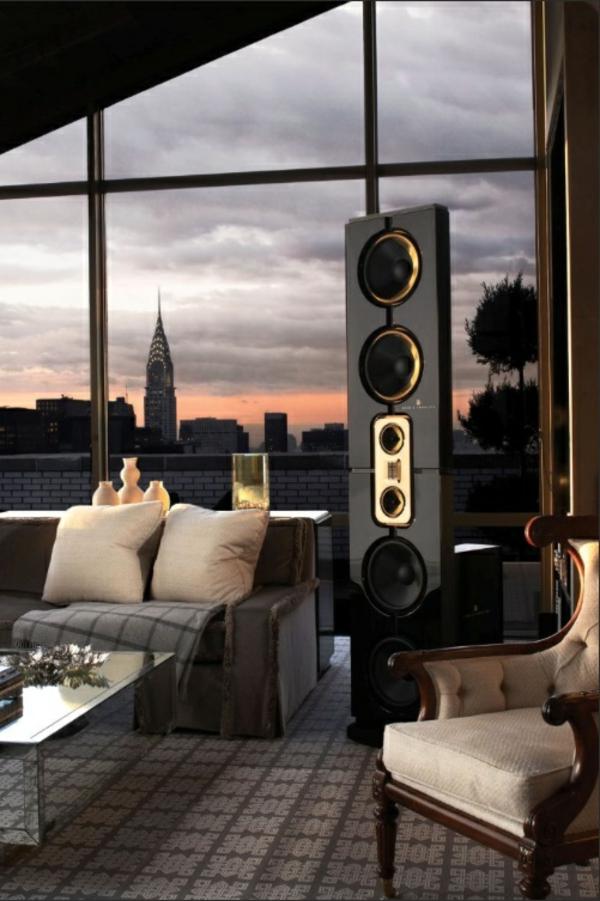 décoration-new-yorkais-appartement-stylé-le-salon-est-bien-aménagé