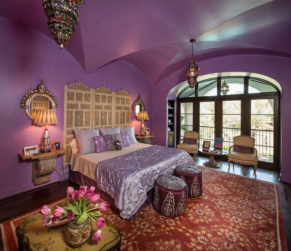 décoration-orientale-chambre-à-coucher-miraculeuse