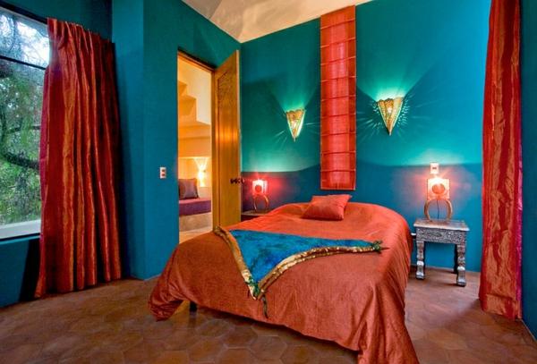 décoration-orientale-chambre-à-coucher-phénoménale